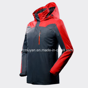 Outdoor Leisure Waterproof Breathable Hooded Jacket