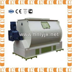 High Quality Single-Shaft Paddle Mixer pictures & photos