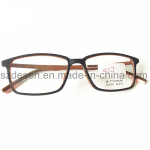 China Wholesale New Model Optical Eyeglasses Frame pictures & photos