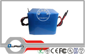 14.8V 9600mAh Lithium Battery Pack pictures & photos