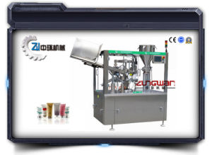 Cream Toothpaste Ointment Filling Sealing Machine (ZHF-100YC) pictures & photos
