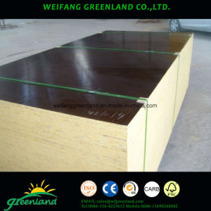 Bamboo Shuttering Plywood for Construction pictures & photos