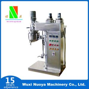 High Quality Lab Vacuum Emulsion Mixing Mixer pictures & photos