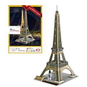 33PCS Paper Material DIY Puzzle Toys Jigsaw 3D Puzzle with En71 (10222797) pictures & photos
