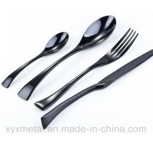 High Grade Star Restaurant Stainless Steel Flatware Cutlery pictures & photos