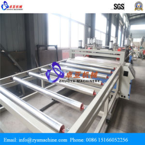 SGS Certified PVC Foamed Sheet Machine for Advertisement Board pictures & photos