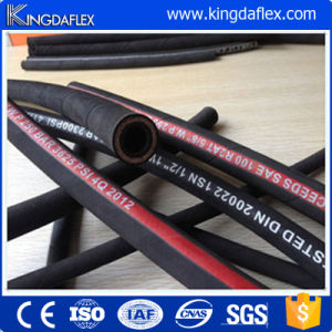 High Pressure Hydraulic Hose (SAE R1at/ R2at / 1sn / 2sn 4sp / 4sh / r12) pictures & photos