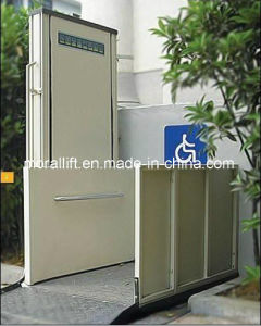 Safe and Reliable Old Man Wheelchair Lift pictures & photos