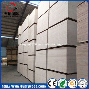 18mm Bintangor/Okoume Laminated Poplar Core Commercial Plywood pictures & photos