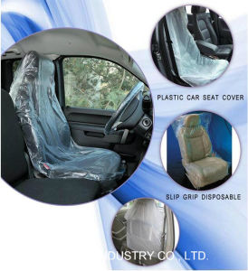 Universal Custom Disposable Breathable Washable Waterproof Seat Cover for Car pictures & photos