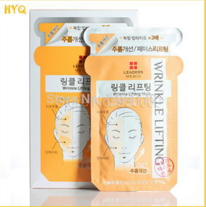 Leaders Anti-Aging Firming Skin Care Whitening Moisturizing Facial Mask pictures & photos
