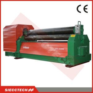 W11 Series Metal Plate Bending Roll Machine W11 10X2500 Pyramid Bending Roll Machine pictures & photos