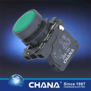 Pushbutton Switch Botoneira with Flush Button Spring Return pictures & photos