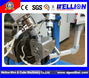 Wire Extrusion Line for Electric Wire pictures & photos