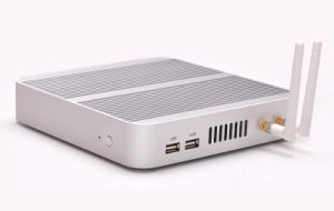Supporting HDD and SSD Intel Core I3 4010u Mini PC (JFTC4010U) pictures & photos