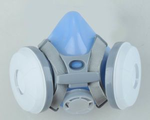 Multifunction Silicone Gas/Dust Mask (9700A)