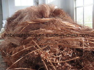 Supply Scrap Copper Wire Scrap 99.99% pictures & photos