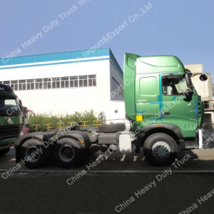 China Sinotruk HOWO 6X4 41-50t LHD Tractor Truck pictures & photos