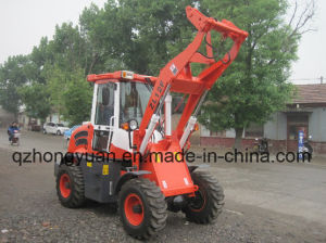 1.2ton Zl12f Best Quality Mini Wheel Loader pictures & photos