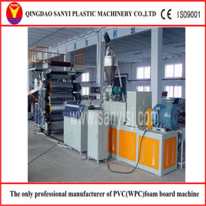 Extruder/PVC Marble Sheet Machine pictures & photos