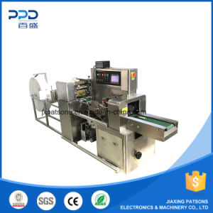 High Quality Fully Automatic 3 Side Seal Single Serve Wipes Packing Machine pictures & photos