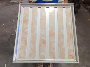 Transfer Printing PVC Panel Used for Ceiling and Wall pictures & photos