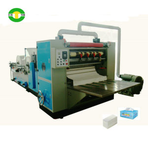 Interfold Facial Tissue Paper Machine - 5 Lanes pictures & photos
