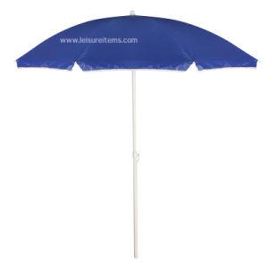 Nylon Beach Umbrella in Blue Color (OCT-BUN20) pictures & photos