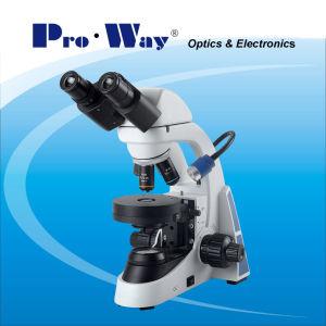 40X-1000X LED Seidentopf Binocular Biological Microscope (XSZ-PW205) pictures & photos