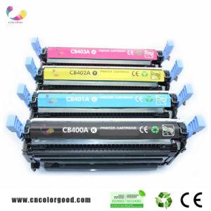 Genuine Color Toner Cartridge Ce400A/401A/402A/403A (507A) for HP Original Printer pictures & photos