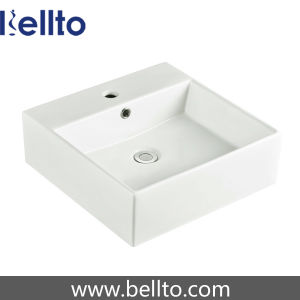 Ceramic Sanitary Ware Lavatory Sink/Basin for Bathroom Furniture (3314) pictures & photos