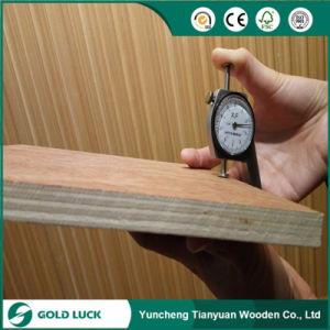 Bb Grade Poplar Core 12mm Bintangor/Okume Plywood pictures & photos