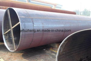"""API 5L Sch 40 80 Steel Pipe, ASTM A106 Sch 20 80 Steel Pipe, Sch120 Steel Pipe 12"""" 16"""" 20"""" 24"""" pictures & photos"""