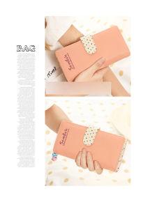 2015 New Fashion Genuine Leather / PU Wallet