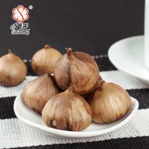Excellent Quality Chinese Black Garlic 200g/Bag pictures & photos
