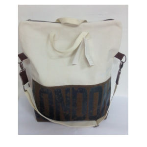 Fashion Canvas Handbags for Shopping (YY14021) pictures & photos