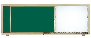 Combine Sliding Green Board, Whiteboard and Interactive Whiteboard pictures & photos
