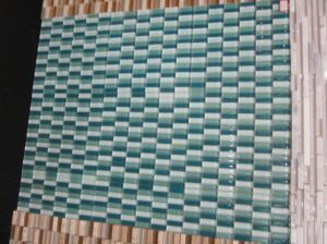 Glass Mosaic Tiles-Glass Mosaic Pattern / Medallions