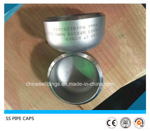 ANSI B16.9 Stainless Steel Buttwelding Seamless Cap pictures & photos