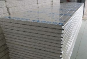 960 /950 EPS Wall/Roof Sandwich Panel pictures & photos