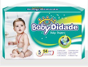 Brand Baby Didade High Absorbency Disposable Baby Diapers