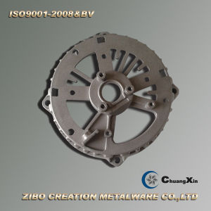 OEM/ODM Service Aluminum Die Casting Spare Parts Heavy Truck Alternator Appliance pictures & photos