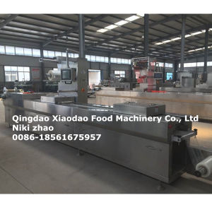 Automatic Vacuum Packing Machine/Thermoforming Packaging Machine pictures & photos