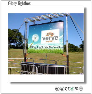Rr5.33 Outdoor LED Video Screen Rental Screen Frame pictures & photos