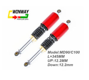 Ww-6208 Motorcycle Parts OEM MD90/C100 Rear Shock Absorber pictures & photos