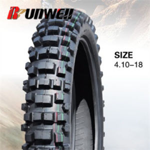 Motorcycle Cross Country Tyres 4.10-18 3.00-18 2.75-18 3.00X17 pictures & photos