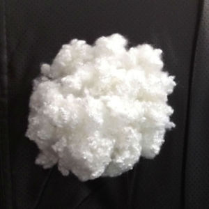 Polyester Staple Fiber Used for Pillows pictures & photos