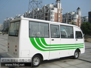 22 Seats Electric Bus