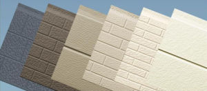 Moisture Proof Exterior Wall Panel pictures & photos