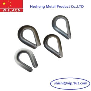 Precision Casting Heavy Duty Tube Thimbles for Wire Rope pictures & photos